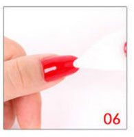 Elite99 Hot Selling 1 Piece 15ml UV Nail Gel Polish Long Lasting Glaze UV LED Nail Polish 498 COLOR Available