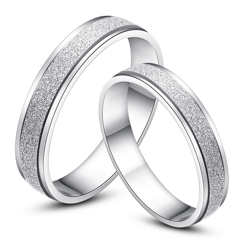 Pure Silver Rings For Women 925 Pure Silver Ring Male