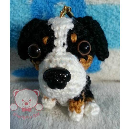 Bernese Mountain Dog Russ stuffed toys handmade DIY dog toy(China (Mainland))