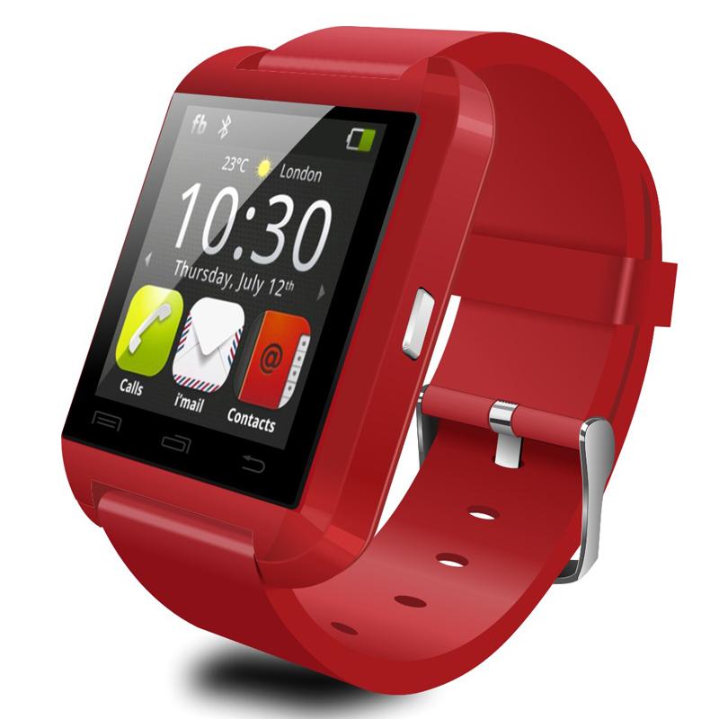 Bluetooth smart watch U8 Smart MTK WristWatch iPhone 4/4S/5/5S Samsung S4/Note 2/3 Android Phone Smartphones