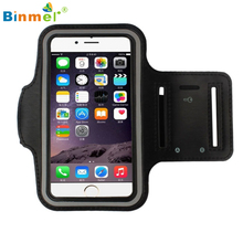 9 Colors Fashion Mobile Phone Armbands Gym Running Sport Arm Band Cover Protective Phone Bags For iphone 6 4.7 Inch Top Quality(China (Mainland))