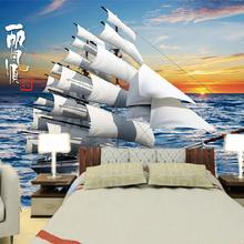 great personalized 3D Wall wallpaper photos Nonwoven sofa TV background wallpaper room  papel de parede para quarto em 3d(China (Mainland))