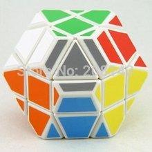 Diansheng нло пластиковые магический куб головоломка белый горячая распродажа логические извилистая головоломка игрушки cubo магико для Speedcubers