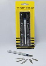 Envío gratis Hobby cuchillo Set Gravar Burin cuchillo herramientas trinchar