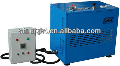 RC-11A  8bar Intelligent cng home Compresor Air Cooled Oil Flood Intelligent PLC Belt Driven Double-Screw Air Compressor CE ISO