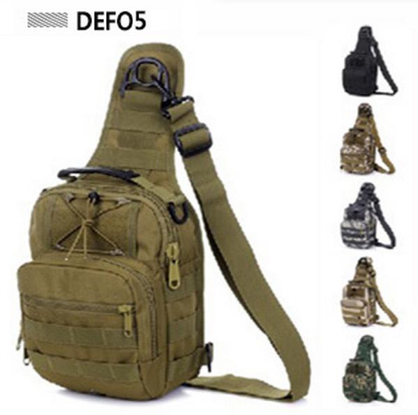 Fly Fishing Men Messenger Bag Outdoor Travel Sport Nylon Military Chest Pack Cross body Sling Single Shoulder Tactical Chest Bag(China (Mainland))