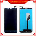 New For ZTE Z988 Grand X MAX 2 Full LCD Display Digitizer Touch Screen Bezel Assembly