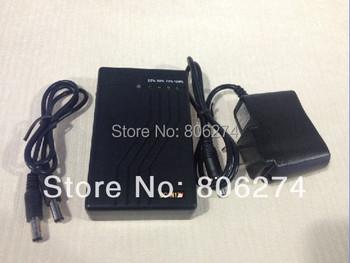FREE DHL    shipping  100pcs/lot   DC 12V/3800mAH USB 5V/5600mAH Li-ion Rechargeable Battery Pack