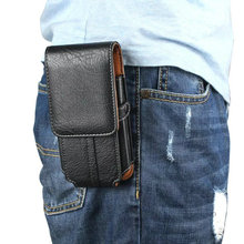 Buy Leather Pouch Belt Clip Hook Loop Shockproof Phone Case Cover Bag Holster UMI Plus E / Doogee Shoot 1 / X9 Pro / ThL T9 Plus for $9.86 in AliExpress store