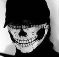 Halloween Black Mask Horror Sport Outside Motorcycle Windproof Ski Skull Masks Half Face Ghost Scarf