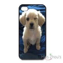 Funny Cute Dog Pattern Protector back skins mobile cellphone cases for iphone 4/4s 5/5s 5c SE 6/6s plus ipod touch 4/5/6