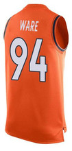 Men's #94 DeMarcus Ware #95 Derek Wolfe Tank Top T-Shirts Jerseys Limited(China (Mainland))