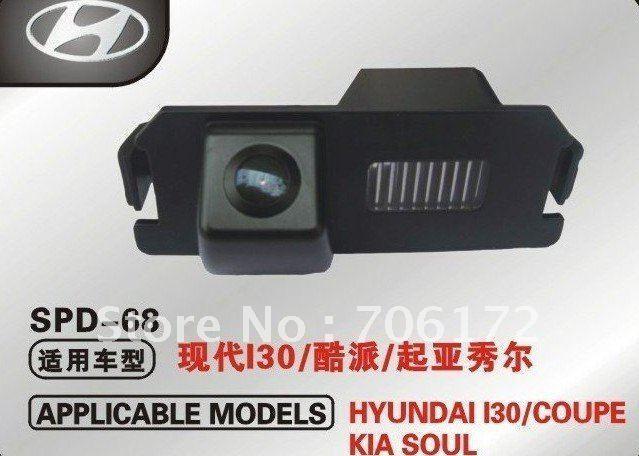 car camera rear view camera reverse reversing camera backup camera FOR HYUNDAI I30/COUPE KIA SOUL