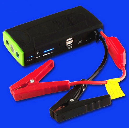 Super Funcation Mobile Power Bank 38000mAh Auto EPS Jump Starter Emergency Start Power Car Charger/Mobile CNP Free Shipping(China (Mainland))