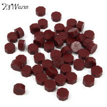 50pcs Red Vintage Sealing Wax Tablet Pill Beads Granule Grain Melting for Stamps Envelope Invitation Wax Seal DIY Decor(China (Mainland))