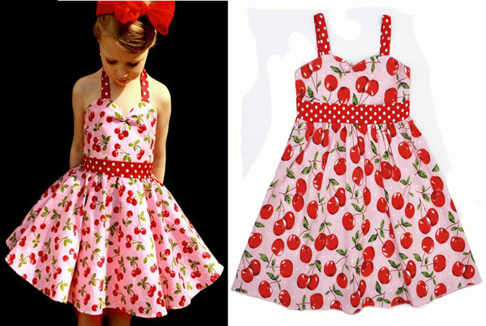 Wholesale Designer Clothing For Kids And Baby Little girl dress Wholesale