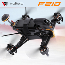 Walkera F210 2.4G 6CH DEVO7 Transmitter FPV Drone with 800TVL Camera RC Quadcopter Brushless Motor VS Runner 250 Fast Shipping