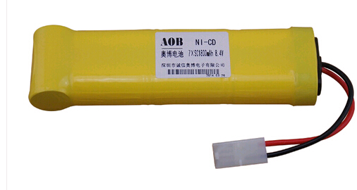 free shipping 7*SC1800mAh 8.4V electronic toy dog battery M3 M4 M12 AK ni-cd SC rechargeable battery(China (Mainland))