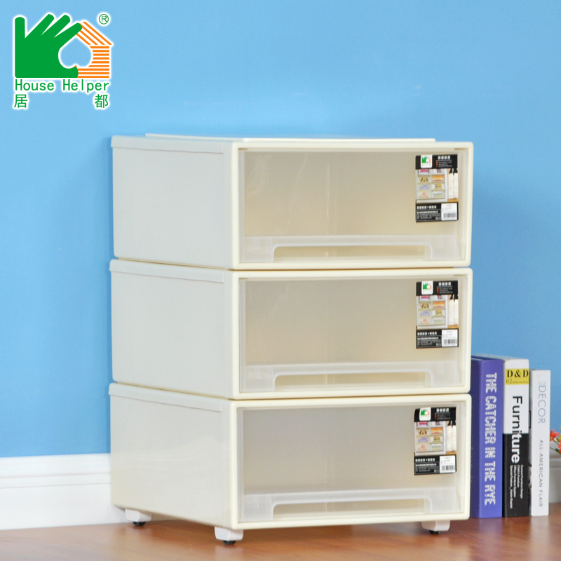 large plastic storage drawers 1