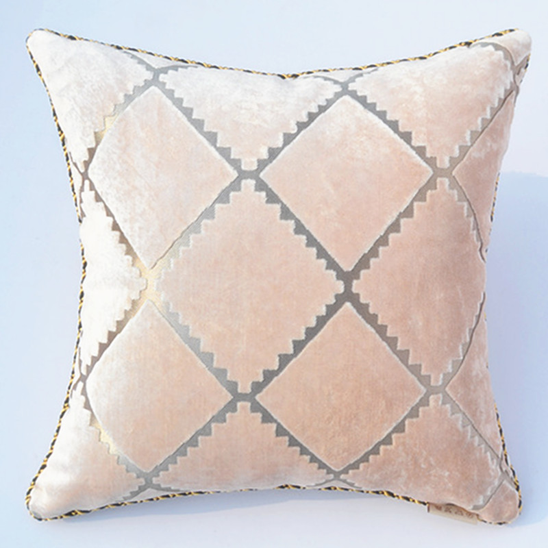 Top grade luxury throw pillows geometric cushions without inner sofa home decor fundas de cojines almofada recommend