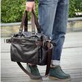 new 2016 men travel bags leather business travel leisure bag men messenger bags handbags bolsas femininas