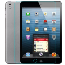 0.3mm Tempered Screen Glass for iPad Mini 1 iPad Mini 2 iPad Mini3 9H Hard Screen Protector(China (Mainland))