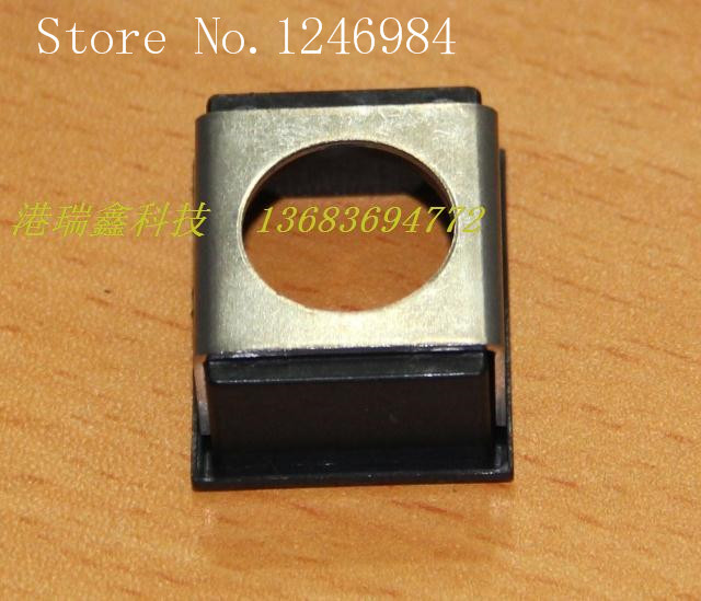 [SA]DECA button switch accessories rectangular adjustable ring M16 conversion box--20pcs/lot(China (Mainland))