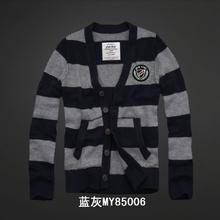 Big discount Men's sweater slim brand men autumn style sweater jacket coat abercom afs hollistic sweater men(China (Mainland))