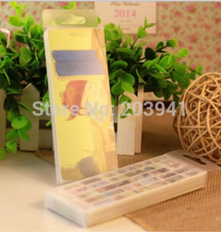NEW Creative Youth Time DIY Multifunction Bookmarks/Zakka stationary office School supplies/wholesale(China (Mainland))