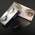 Huda Beauty False Eyelashes Messy Cross Thick Natural Fake Eye Lashes Professional Makeup Beauty Bigeye Long