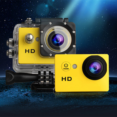 NEW[720P Digital Camera+32G SD TF Card]1.5 inch Screen Photo Camera Underwater 30m waterproof Cameras Video Recorder Mini camera(China (Mainland))