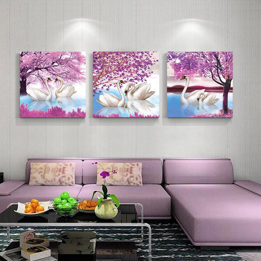 Compra arte abstracto pintura online al por mayor de china - Oleos para dormitorios ...
