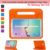 "EVA Shockproof Case Light Weight Kids Case Super Protection Cover Handle Stand Case For  Samsung Galaxy Tab E 9.6"" Tablet T560"