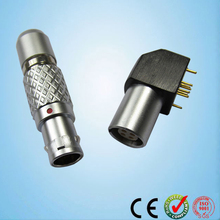 Buy Lemo Elbow receptacle,6 pins plug,metal push pull circular connector,cross lemo connector FGG.1B.306 EPG.1B.306 for $20.68 in AliExpress store