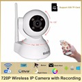 HOSAFE SV03 720P Wireless Pan Tilt IP Camera Audio SD card recording Waterproof Motion Detection and