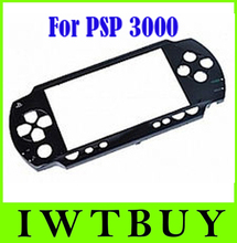Factory Price Replacement Front Full Housing Cover Faceplate For PSP 3000(China (Mainland))