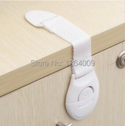 5pcs Children Kids baby lock safty Drawers lock Door Safety Lock refrigerator baby safety lock
