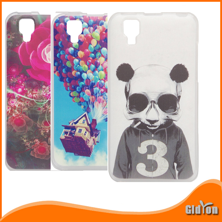 Free Shipping Silicon Case Cover For Wiko GOA Smartphone Wiko GOA Case Cover Skin with 15 pattern(China (Mainland))