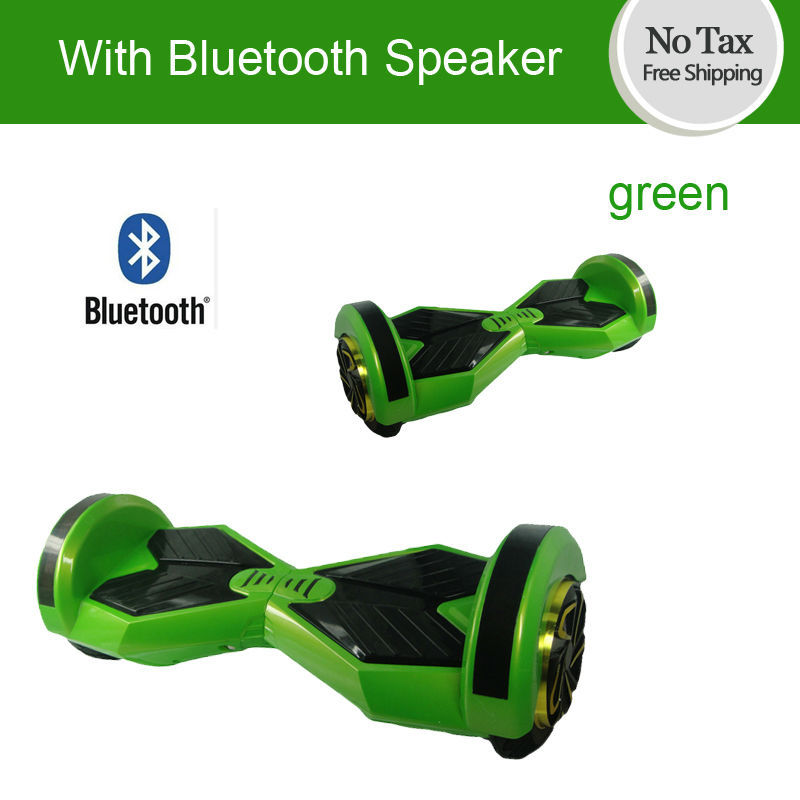 Smart balance with LED flashlights on wheels &amp; Bluetooth speaker 8 inch 1-1.5hours short charging time max range 20KM<br><br>Aliexpress