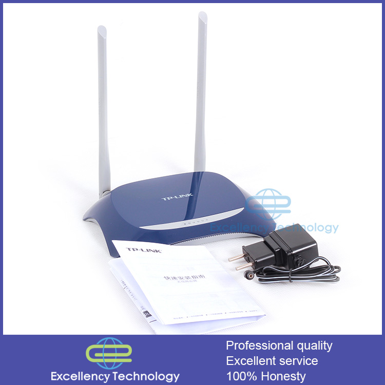 Free shipping TP-Link300M (megabytes) wireless router TP-Link TL-WR841N to wear the wall WIFI control(China (Mainland))