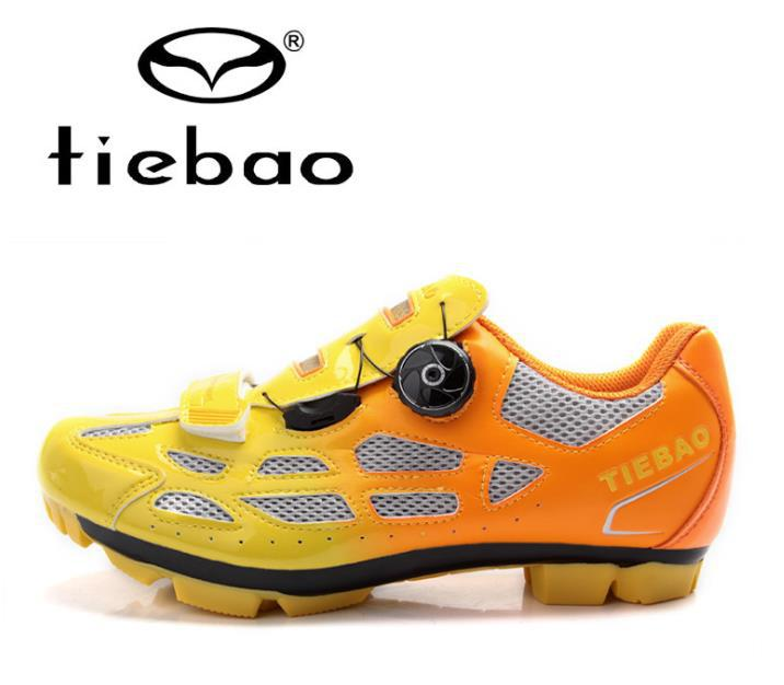 New TIEBAO MTB Cycling Shoes Sporting Sport Shoes Nylon-Fibreglass Soles Mountain Road Bike Racing Bicycle Shoes<br><br>Aliexpress
