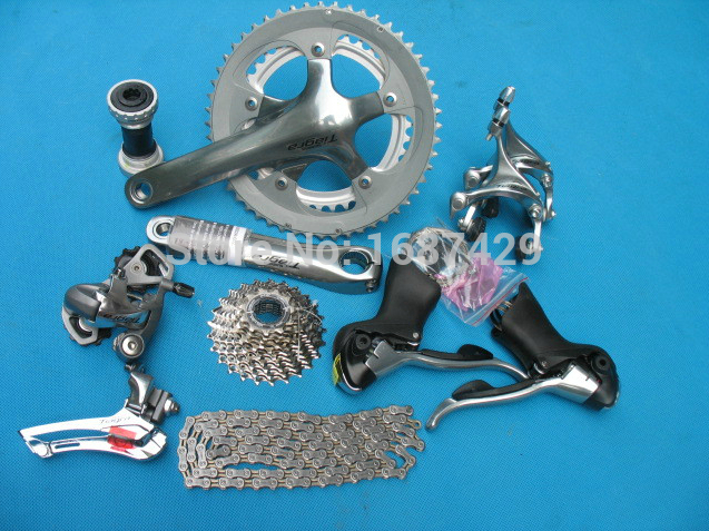 Tiagra 4600 Groupsets 10 speed road bicycle groupset(China (Mainland))