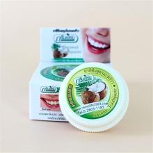 Зеленая трава Отбеливание Зубов Естественный Травяной пасты PRIM ИДЕАЛЬНЫЙ Удивительные Тайский Сильная Формула зубная паста 10 г(China (Mainland))