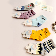 2015 New Baby cartoon Socks children socks boys school sock 5 pairs/lot #174tq(China (Mainland))