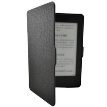 Hot Sale Vintage Style Ultra Slim Magnetic Leather Case Cover For Kindle Paperwhite 1/2/3