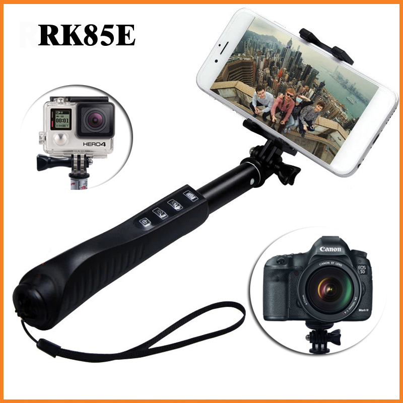 palo selfie bluetooth selfie stick rk85e telescopi monopod. Black Bedroom Furniture Sets. Home Design Ideas
