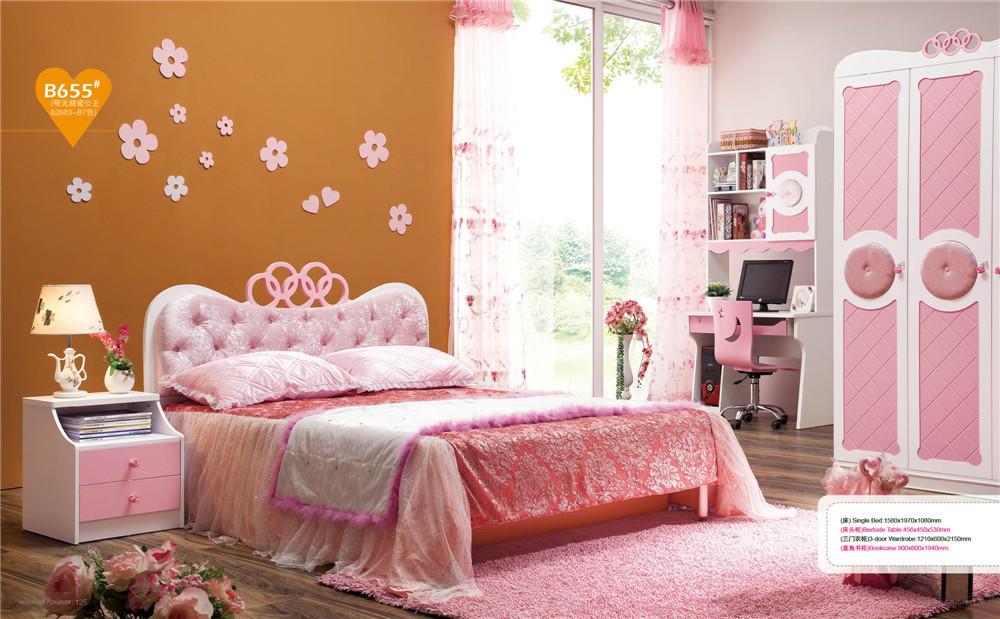 0429 10 Modern Design Smart Kids Bedroom Furniture Full Set Price In