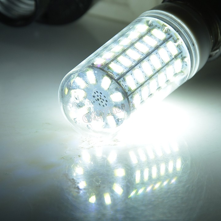 69 LEDs SMD 5730 11W E27 LED Corn Light Bulb AC 220V Warm White/Cool White SV010569 Free shipping(China (Mainland))
