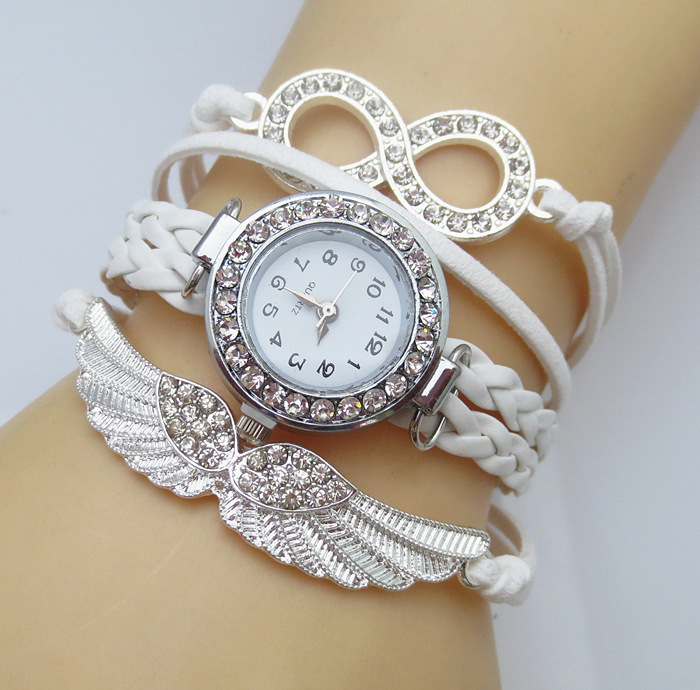 / angel wings multicolor choice Women Fashion Watches 2014 - The world watches store