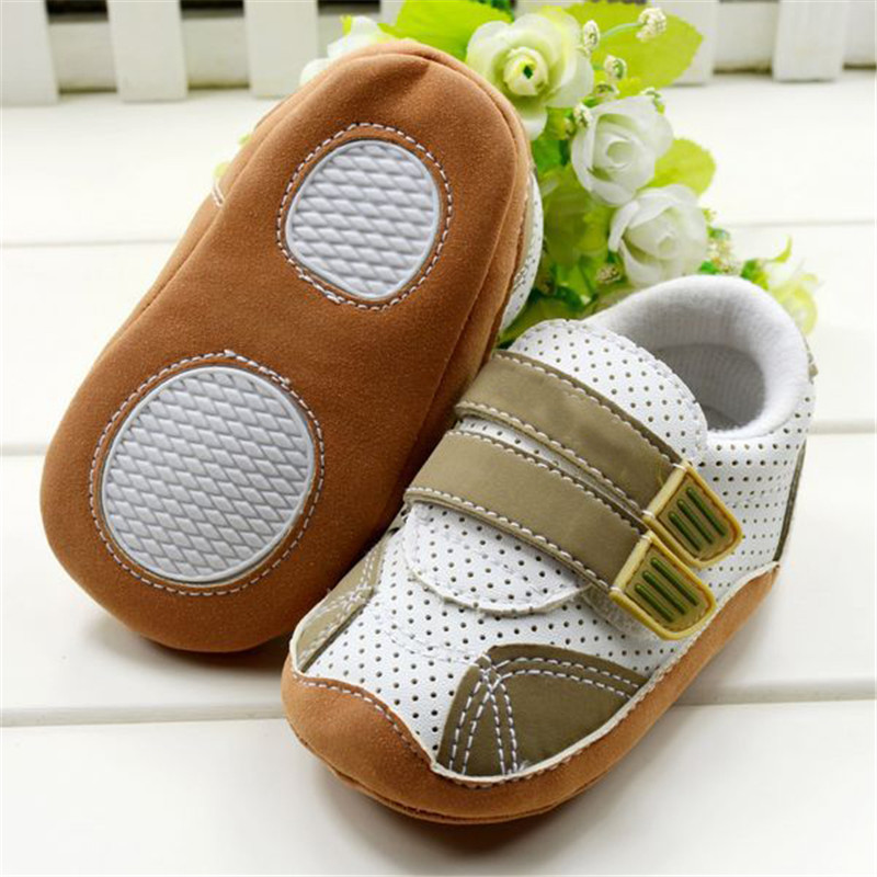 Baby Shoes Soft Sole Toddler Shoes New Fashion Baby First Walkers Shoes Prewalker